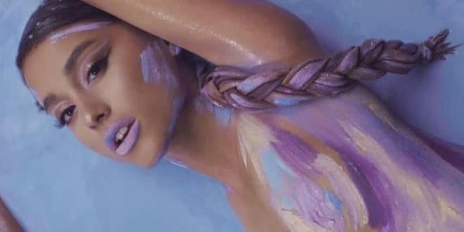 "Ariana Grande: online il video di ""God is a woman"""