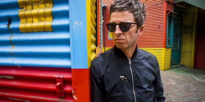 "Noel Gallagher's High Flying Birds: da venerdì 20 luglio in radio ""If Love Is The Law"""