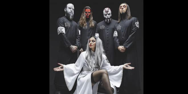 "Lacuna Coil: il 9 novembre esce il dvd  ""The 119 Show – Live In London"""
