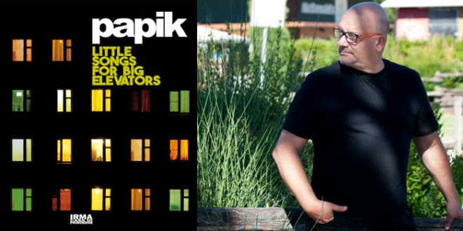 "Papik presenta al Billions Summer Village di Roma il nuovo album ""Little Songs for Big Elevators"""