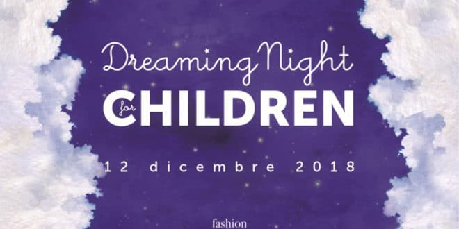 "Soleterre: nasce l'asta dei sogni ""Dreaming night for children"""