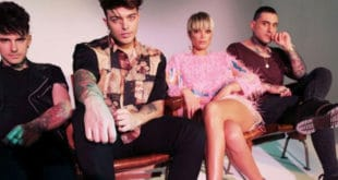 The Kolors con Elodie