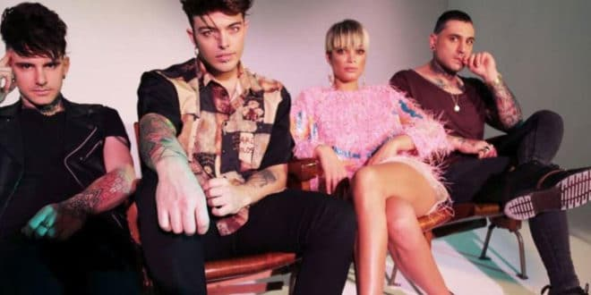 "The Kolors con Elodie dominano da tre settimane consecutive la classifica Airplay con ""Pensare Male"""