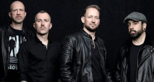 Volbeat: il tour europeo fa tappa in Italia