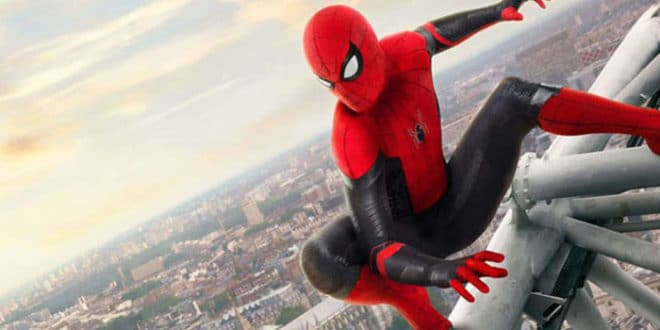Peter Parker ritorna in Spider-Man: Far From Home, dal 10 luglio al cinema