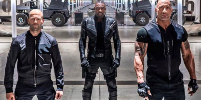 Fast & Furious – Hobbs & Shaw comanda il box office