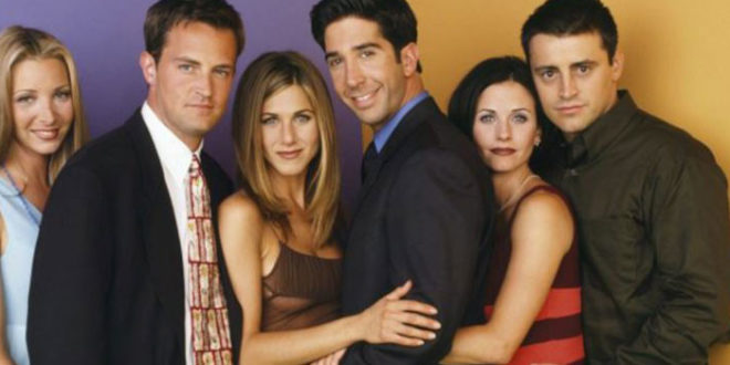 """Friends 25th: The One With The Anniversary"" al cinema"