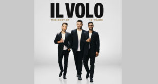 "Il Volo l'8 Novembre esce Worldwide ""10 YEARS"""
