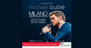 Michael Bubblé nuove limitate disponibilità