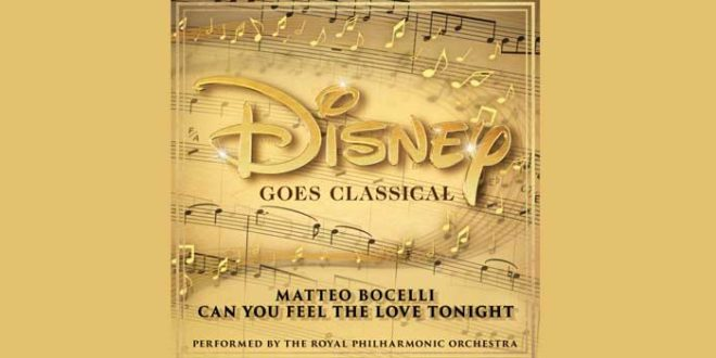 """Matteo Bocelli: Can You Feel The Love Tonight – From """"The Lion King"""""""