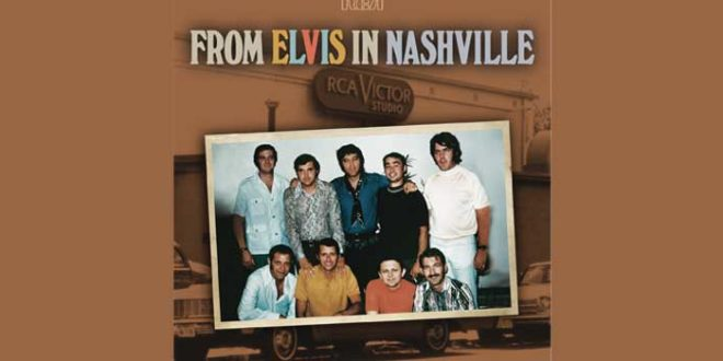 "Elvis Presley ""From Elvis In Nashville"""