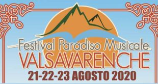 festival paradiso musicale