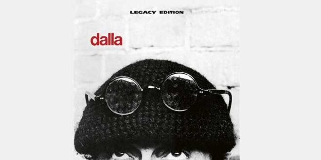 "Lucio Dalla disponibile in pre-order ""Dalla – 40th Anniversary"""