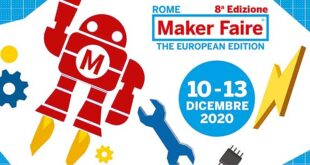 Maker Faire Rome - European Edition 2020