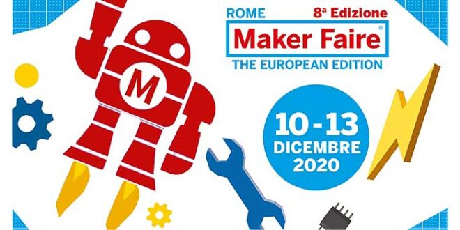 La Maker Faire Rome - European Edition 2020 da spazio alla musica con Make  Music - Radio Web Italia