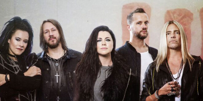 "Evanescence tornano con il nuovo album ""The Bitter Truth"""