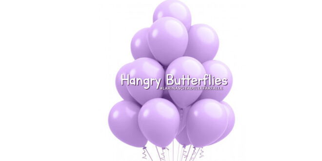Hangry Butterflies